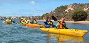Canoe the Coorong - Attractions Brisbane