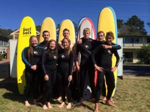 Broulee Surf School - Attractions Brisbane