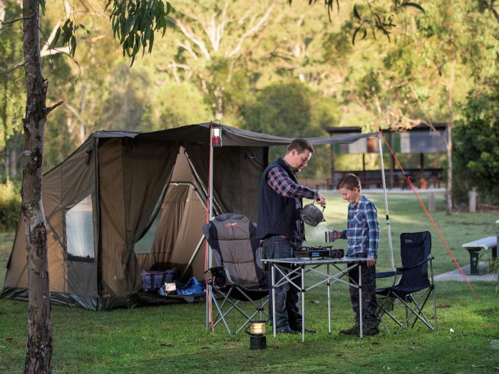 Hardings Paddock Campground - Attractions Brisbane