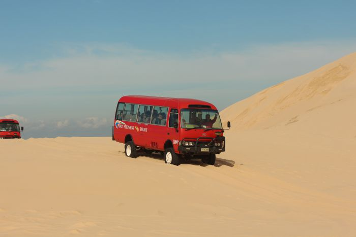 Port Stephens 4WD Tours - Attractions Brisbane
