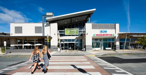 Noosa Civic Shopping Centre - Attractions Brisbane