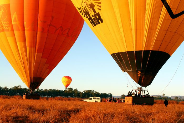 Hot Air Balloon Scenic Rim - Attractions Brisbane