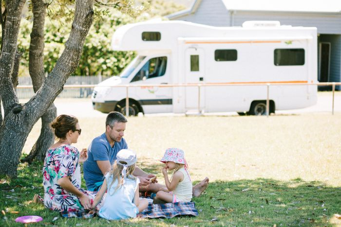 Britz Campervan 4WD and Car Rentals - Attractions Brisbane