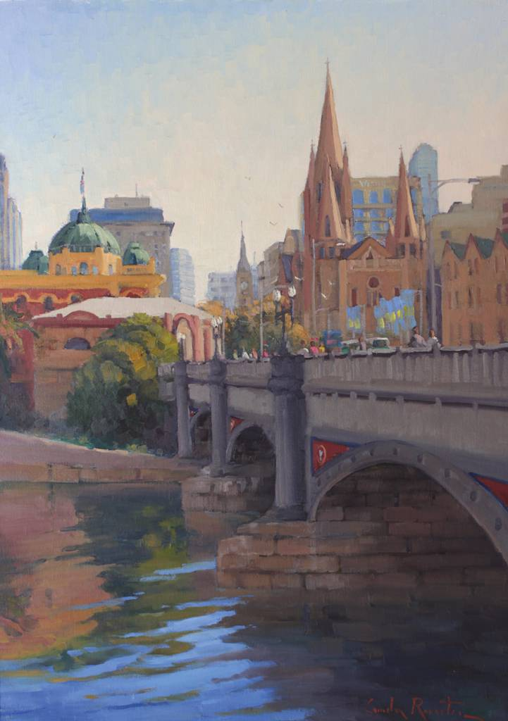 Rossiters Paintings - Attractions Brisbane