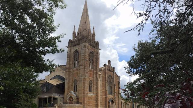 Presbyterian Church of St. Andrew - Attractions Brisbane