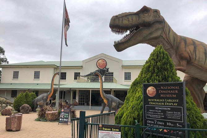 National Dinosaur Museum General Admission