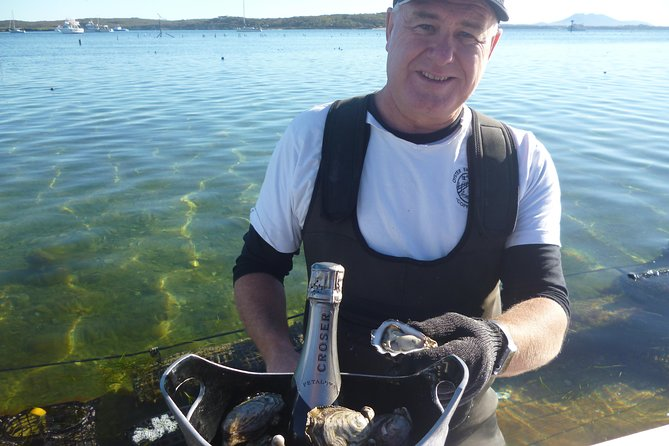 Coffin Bay Oyster Farm  Tasting Tour - Attractions Brisbane