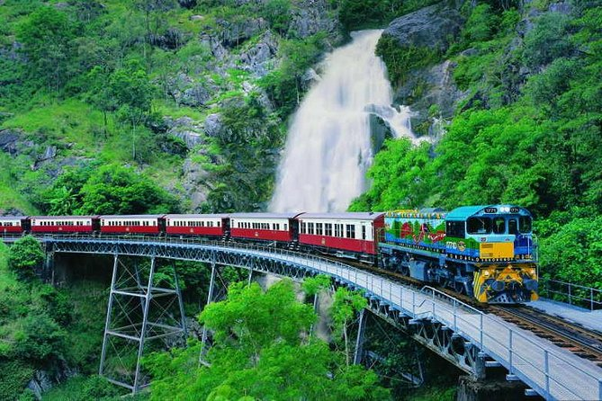 Full-Day Tour with Kuranda Scenic Railway Skyrail Rainforest Cableway and Hartley's Crocodile Adventures from Cairns - Attractions Brisbane