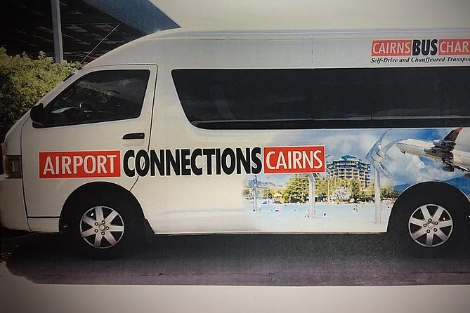 Palm Cove Departure Transfer - Palm Cove to Airport - Attractions Brisbane