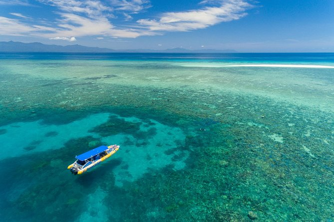 Ocean Safari Great Barrier Reef Experience in Cape Tribulation - Attractions Brisbane