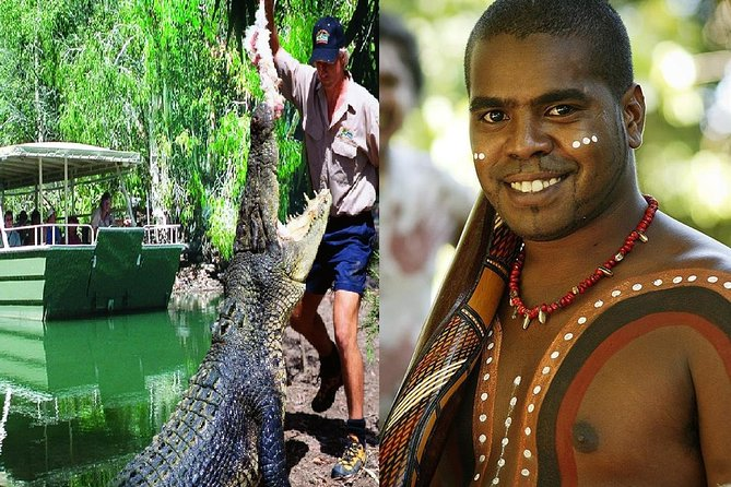 Hartley's Crocodile Adventures and Tjapukai Cultural Park Day Trip from Cairns - Attractions Brisbane