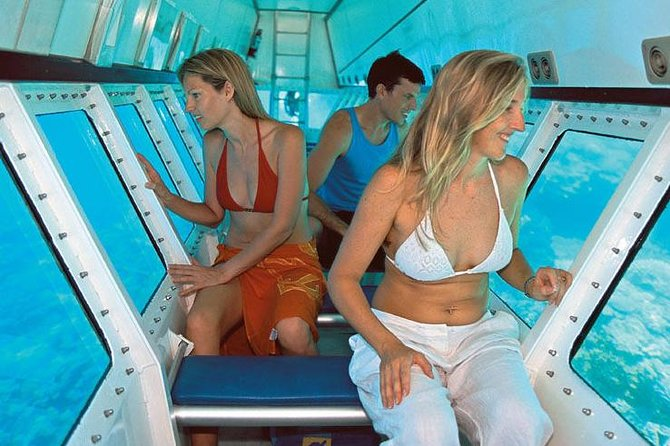 Quicksilver Outer Great Barrier Reef Snorkel Cruise from Palm Cove - Attractions Brisbane