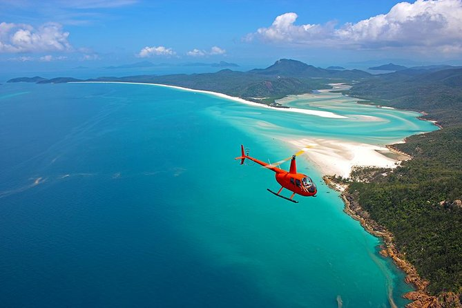 Whitehaven Heli Tour