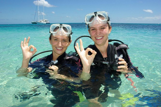 Ocean Spirit Michaelmas Cay Dive and Snorkel Cruise from Palm Cove - Attractions Brisbane