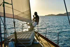 Magnetic Island Twilight Sailing Cruise - Attractions Brisbane