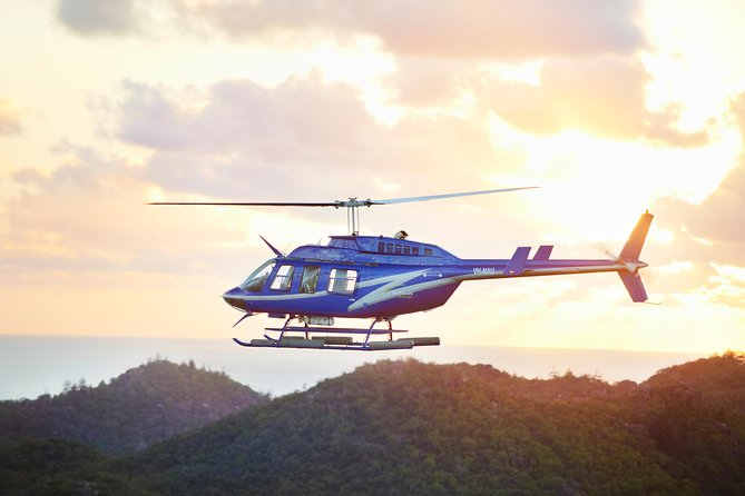 Townsville Helicopter Tour