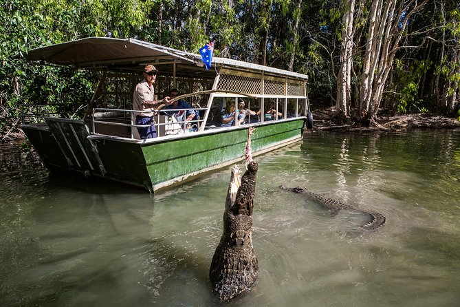 Hartley's Crocodile Adventures Day Trip from Palm Cove - Attractions Brisbane