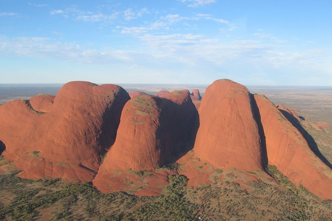 Kata Tjuta and Uluru Grand View Helicopter Flight - Attractions Brisbane