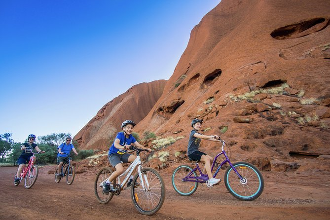 Outback Cycling Uluru Bike Ride - Attractions Brisbane
