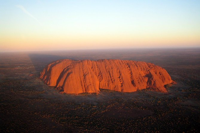 Fixed-Wing Scenic Flight from Uluru Ayers Rock - Attractions Brisbane