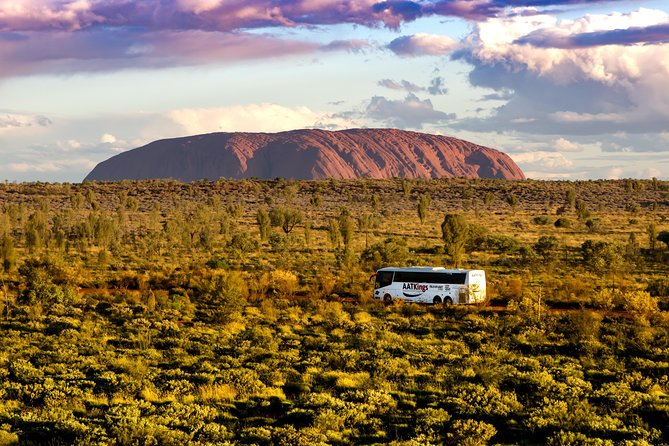 Coach Transfer from Kings Canyon Resort to Ayers Rock Resort - Attractions Brisbane