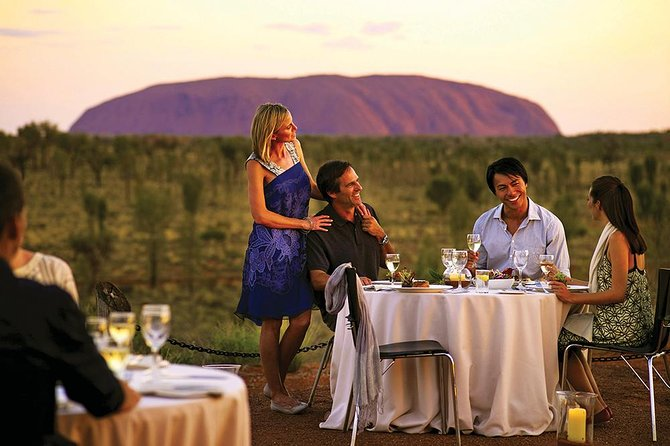 Uluru Kata Tjuta and Sounds of Silence Dinner in 3 Days - Attractions Brisbane