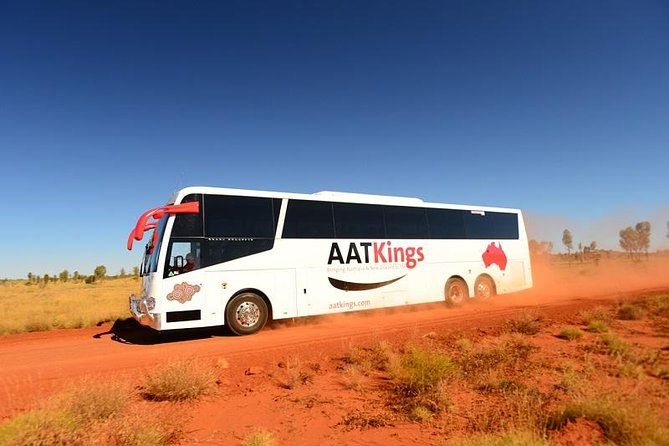 Coach Transfer from Kings Canyon to Alice Springs - Attractions Brisbane