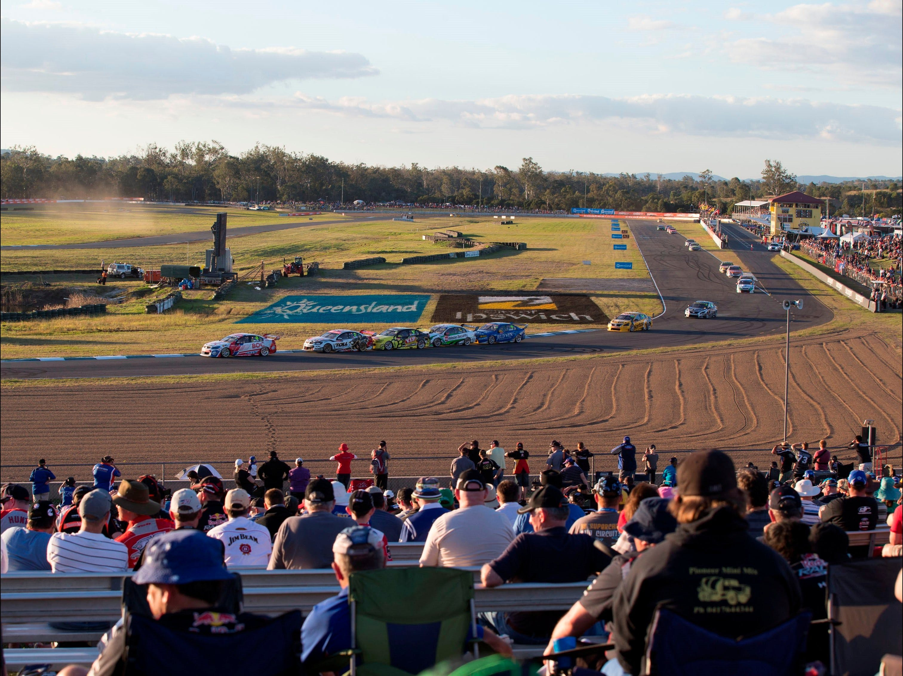 Ipswich Motorsport Precinct - Attractions Brisbane