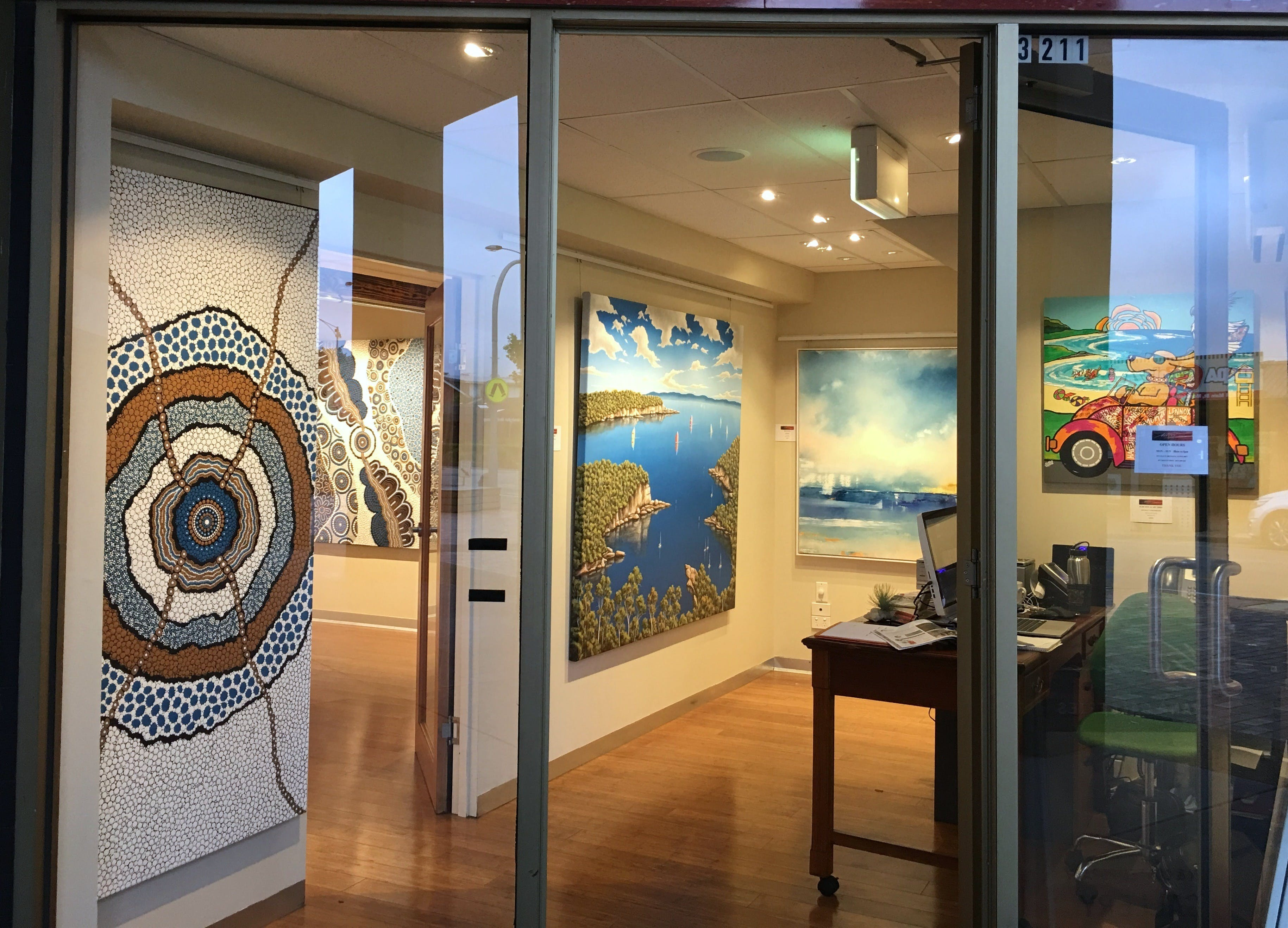 Nissarana Galleries - Attractions Brisbane