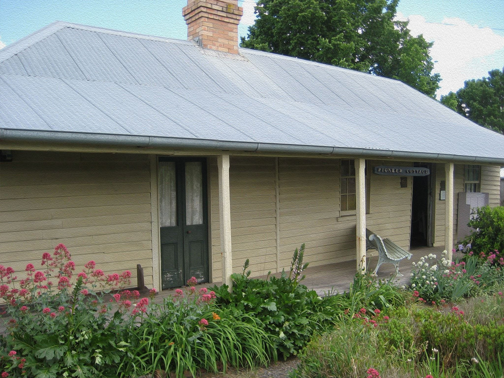 Pioneer Cottage and Museum - Attractions Brisbane