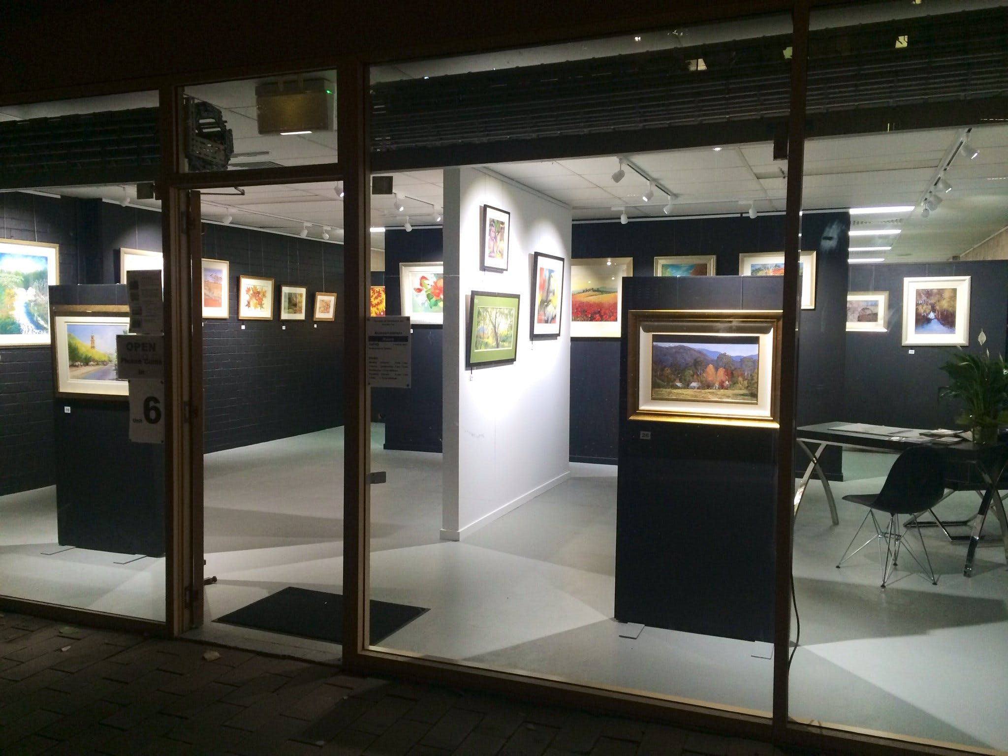 The Hunter Street Gallery of Fine Arts - Attractions Brisbane