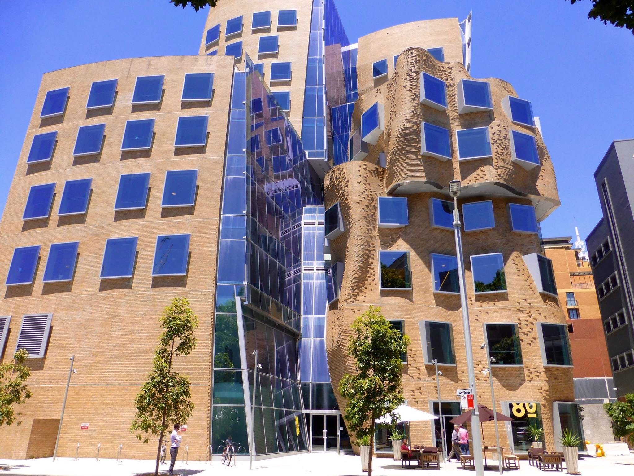 University of Technology - Dr Chau Chak Wing Building - Attractions Brisbane