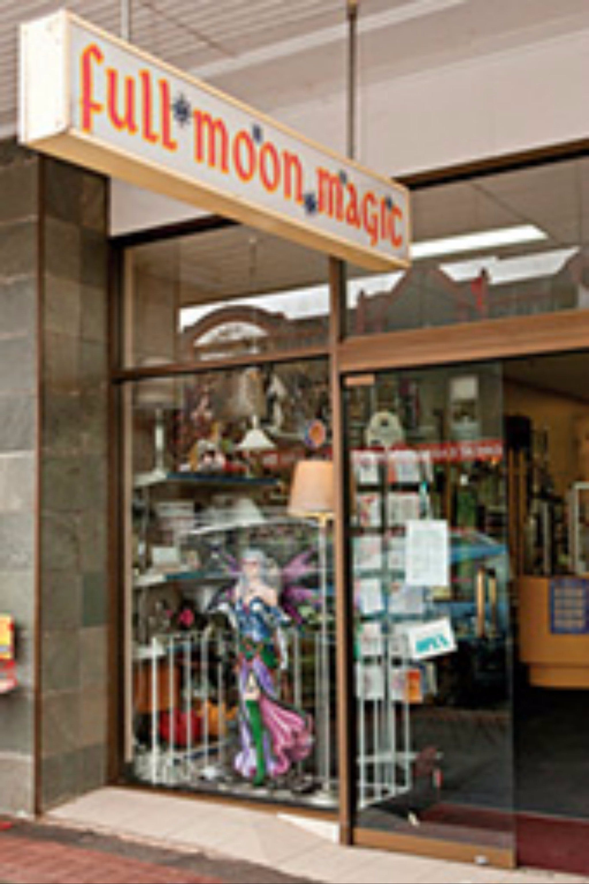 Full Moon Magic - New Premises - Attractions Brisbane