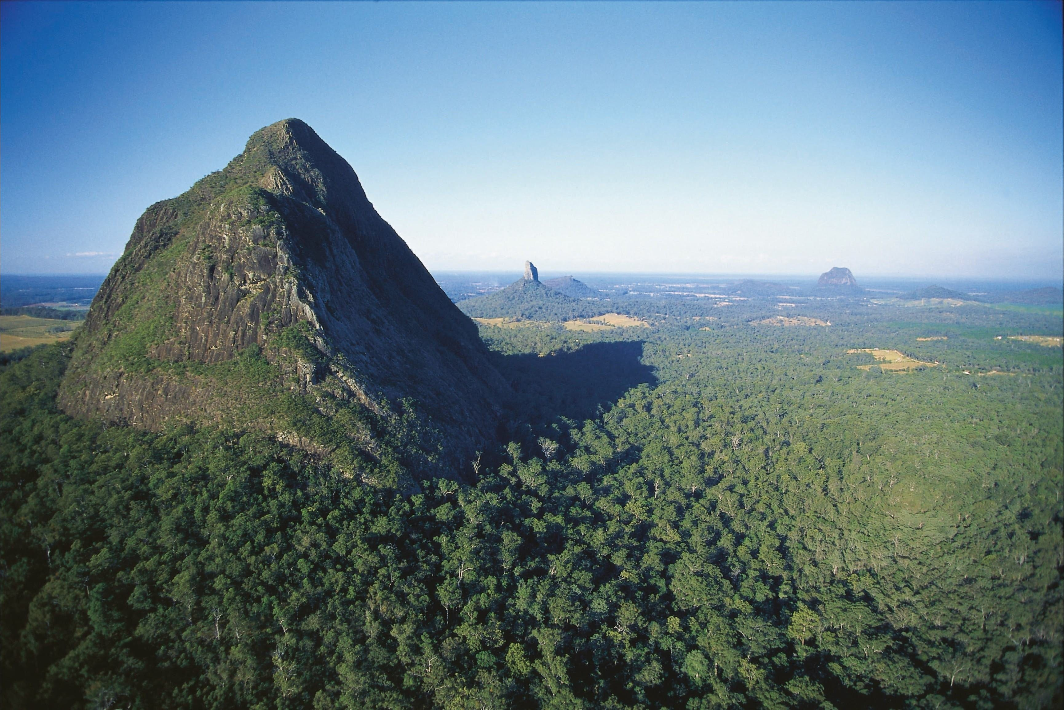 Glass House Mountains National Park - Attractions Brisbane