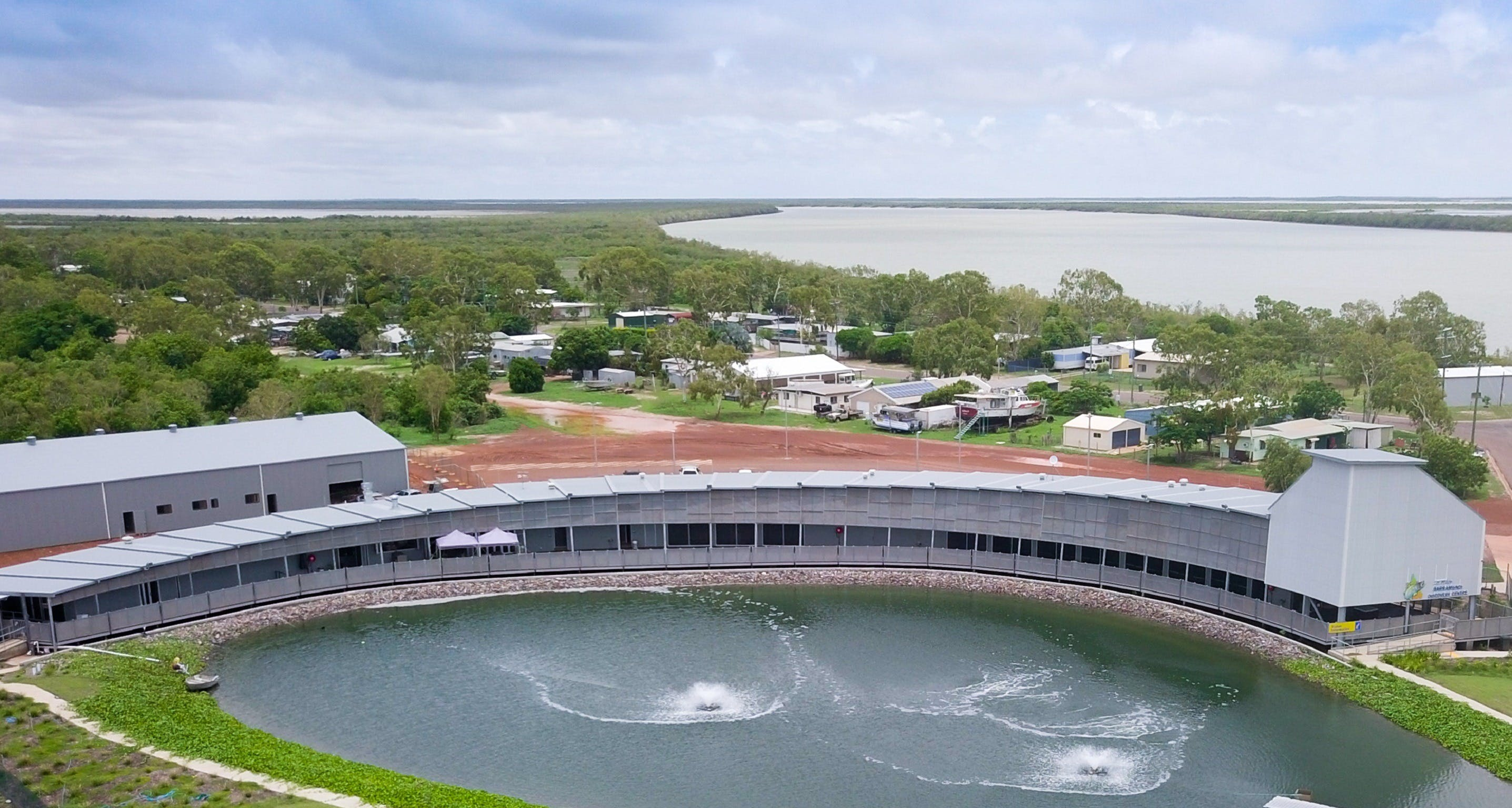 Les Wilson Barramundi Discovery Centre - Attractions Brisbane