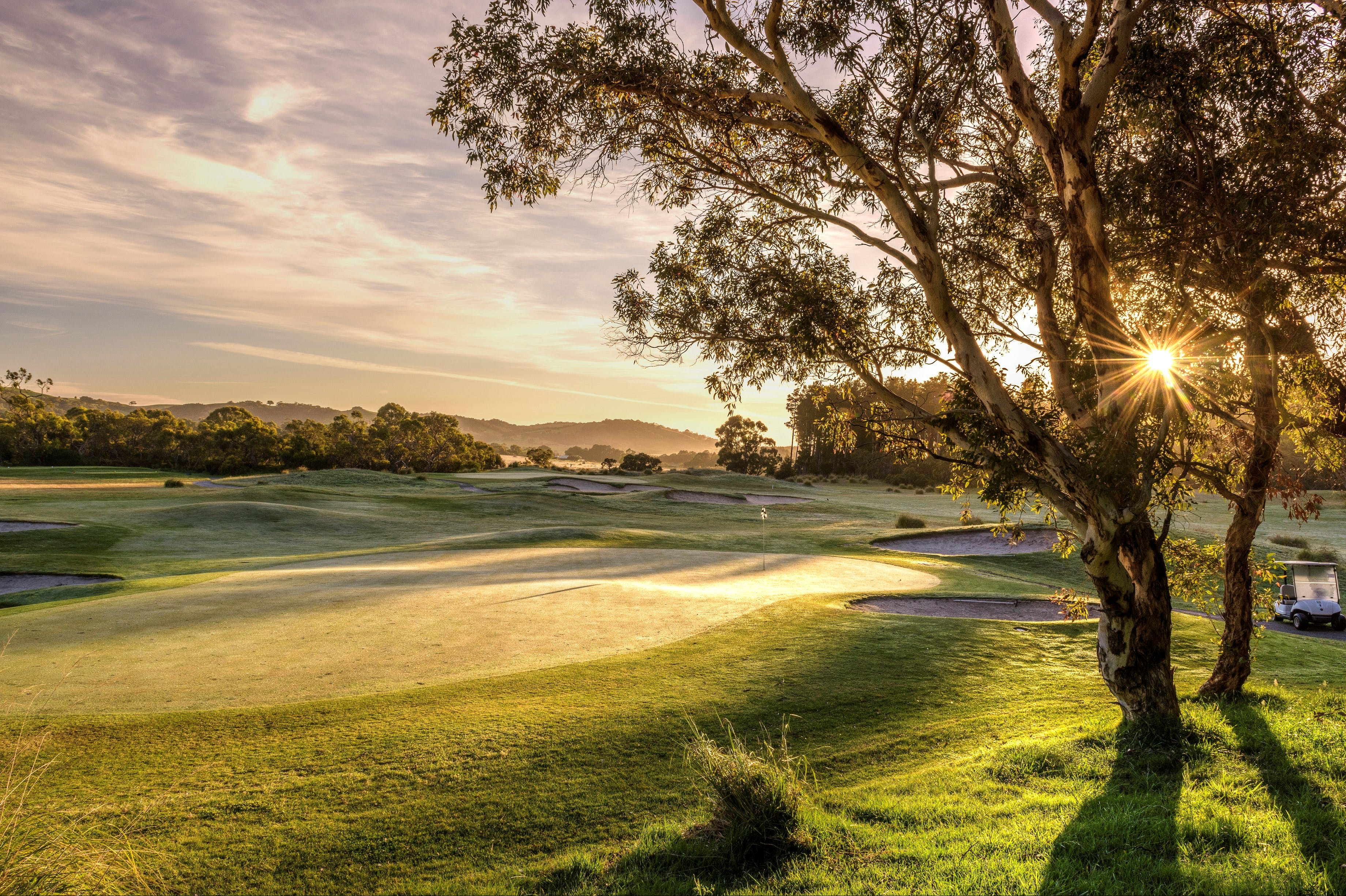Mount Compass Golf Course - Attractions Brisbane
