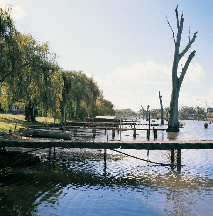 Nagambie - Attractions Brisbane