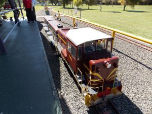 Penwood Miniature Railway - Attractions Brisbane