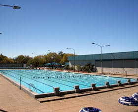Phillip Swimming Centre - Attractions Brisbane