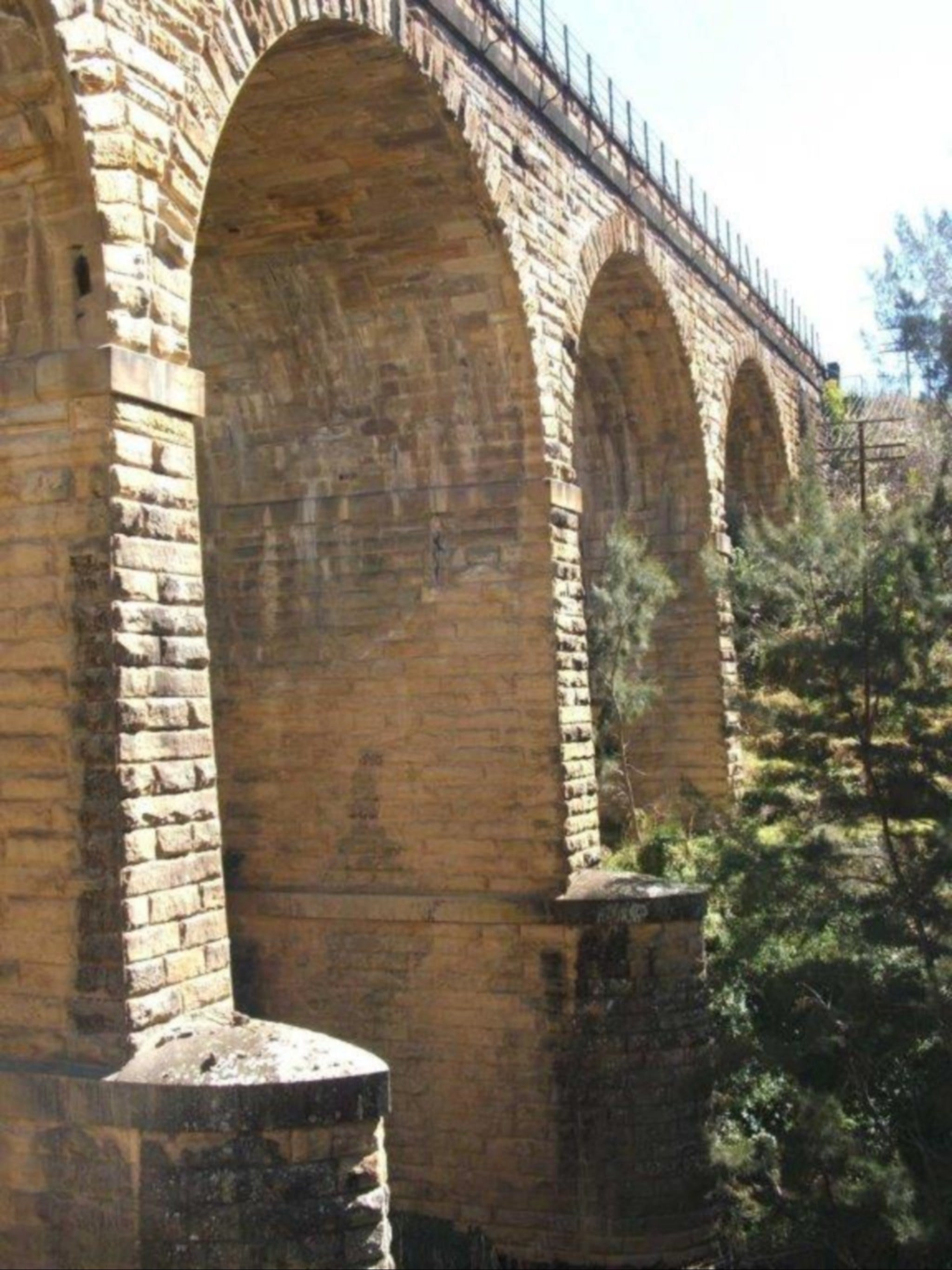 Picton Railway Viaduct - Attractions Brisbane