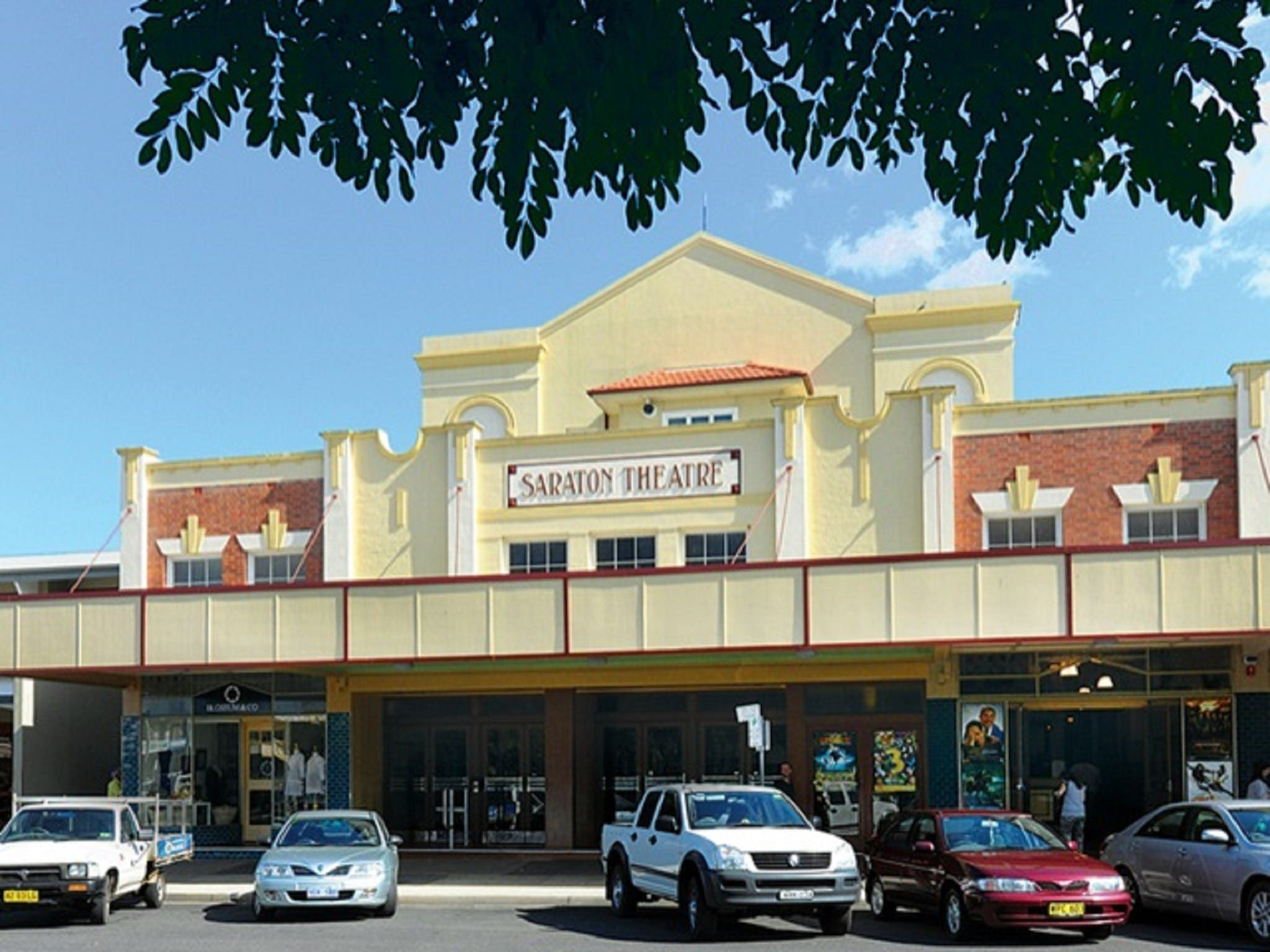 The Saraton Theatre Grafton - Attractions Brisbane