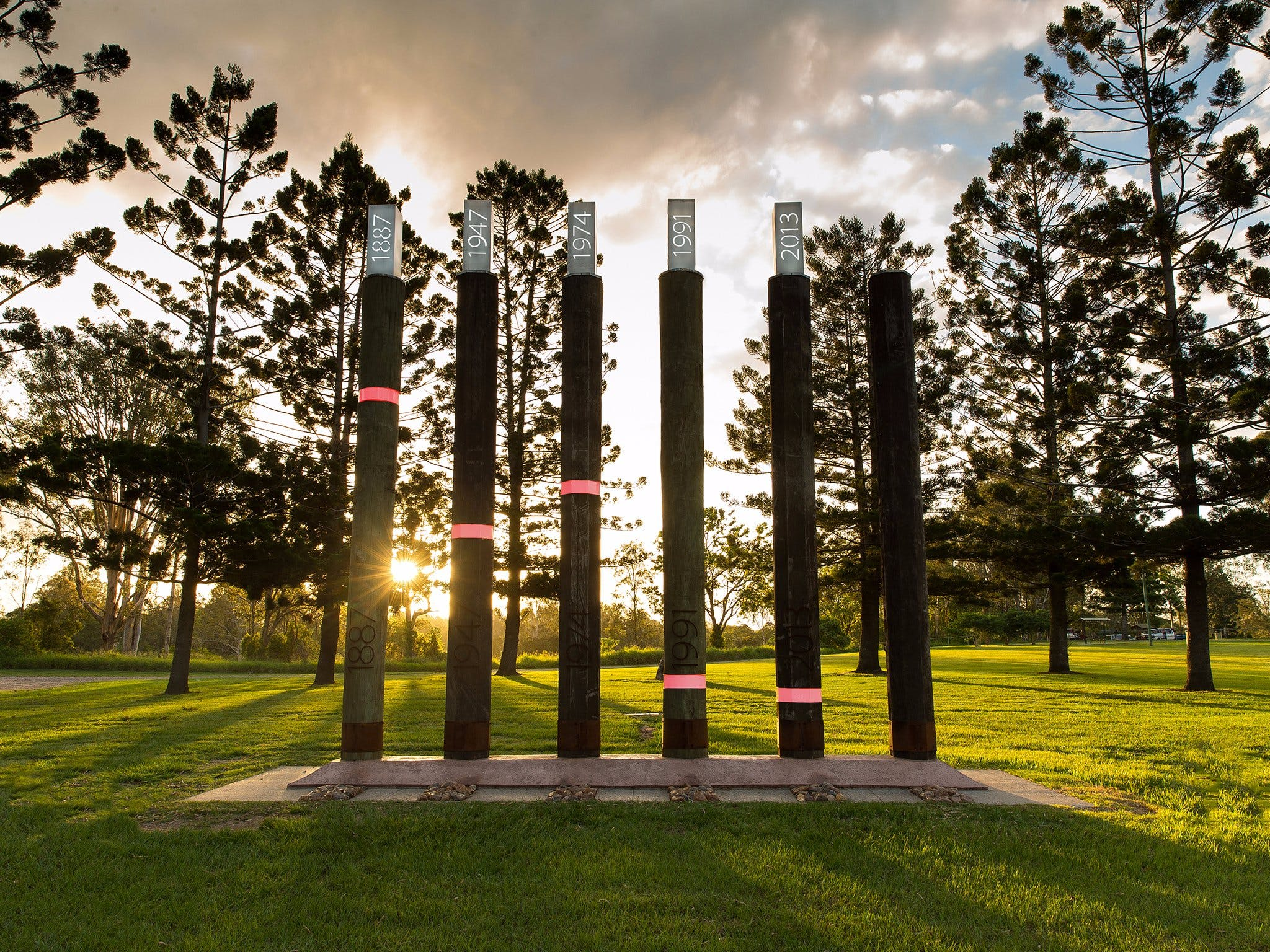 Tully Memorial Park - Attractions Brisbane