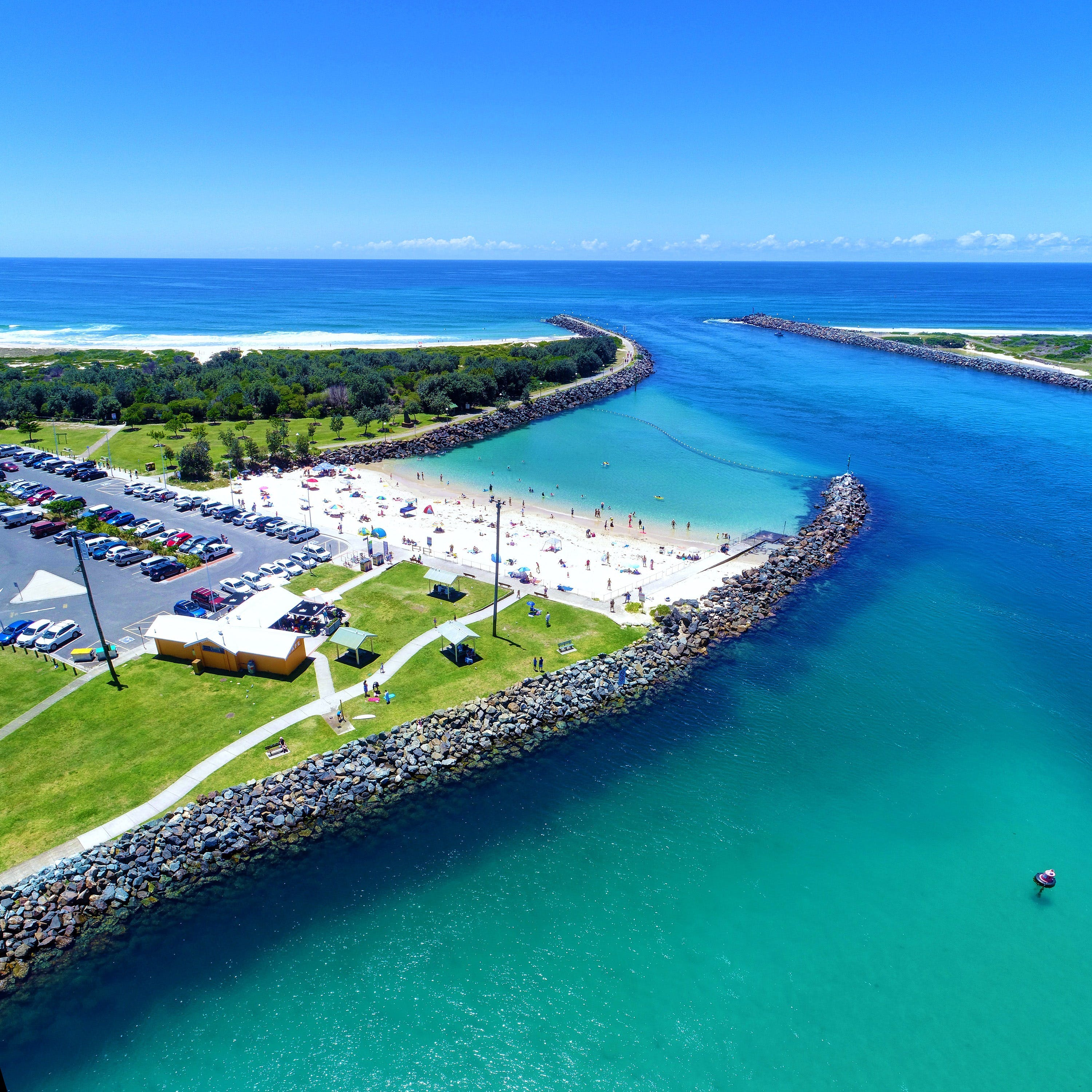 Tuncurry Rock Pool - Attractions Brisbane