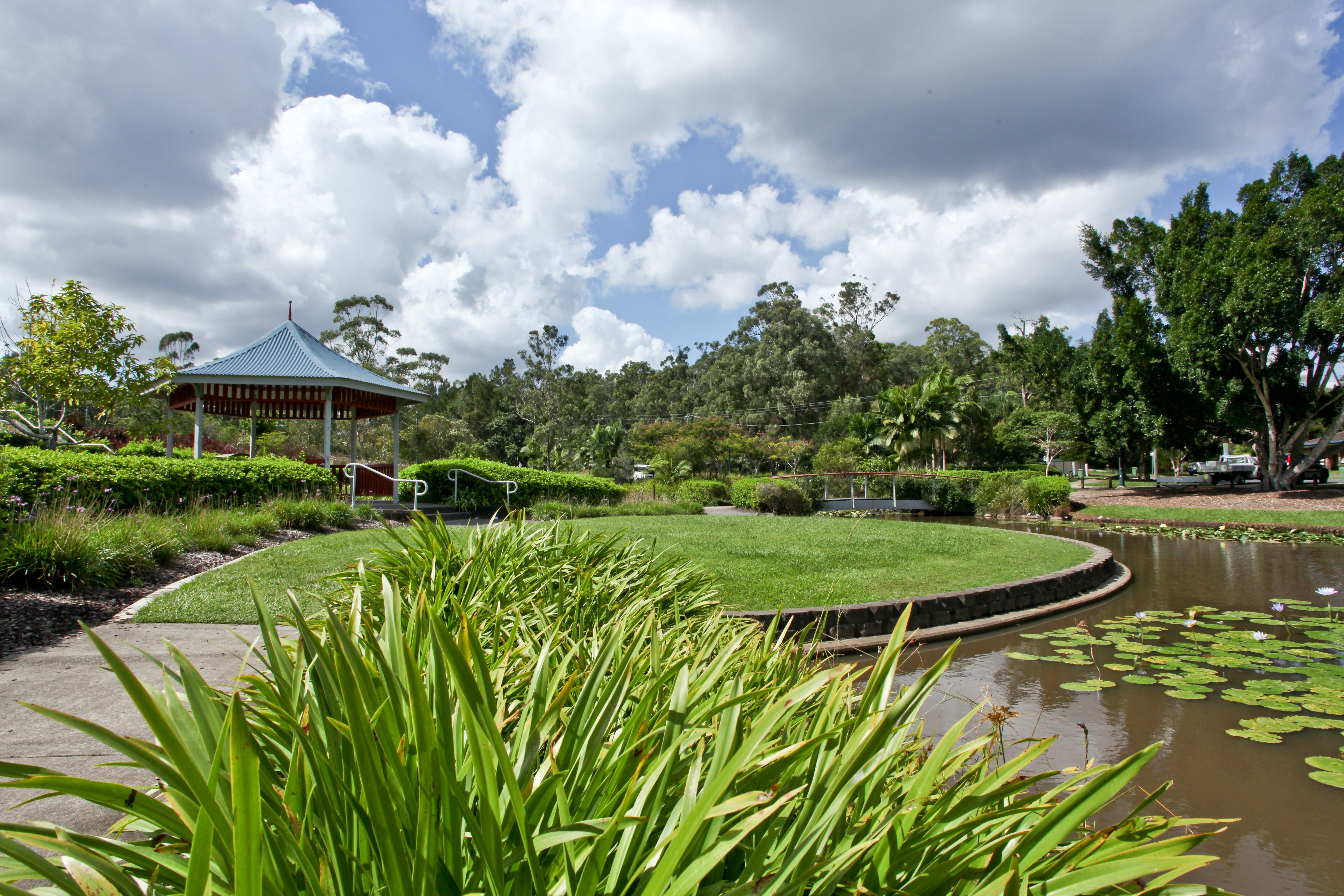 Underwood Park - Attractions Brisbane