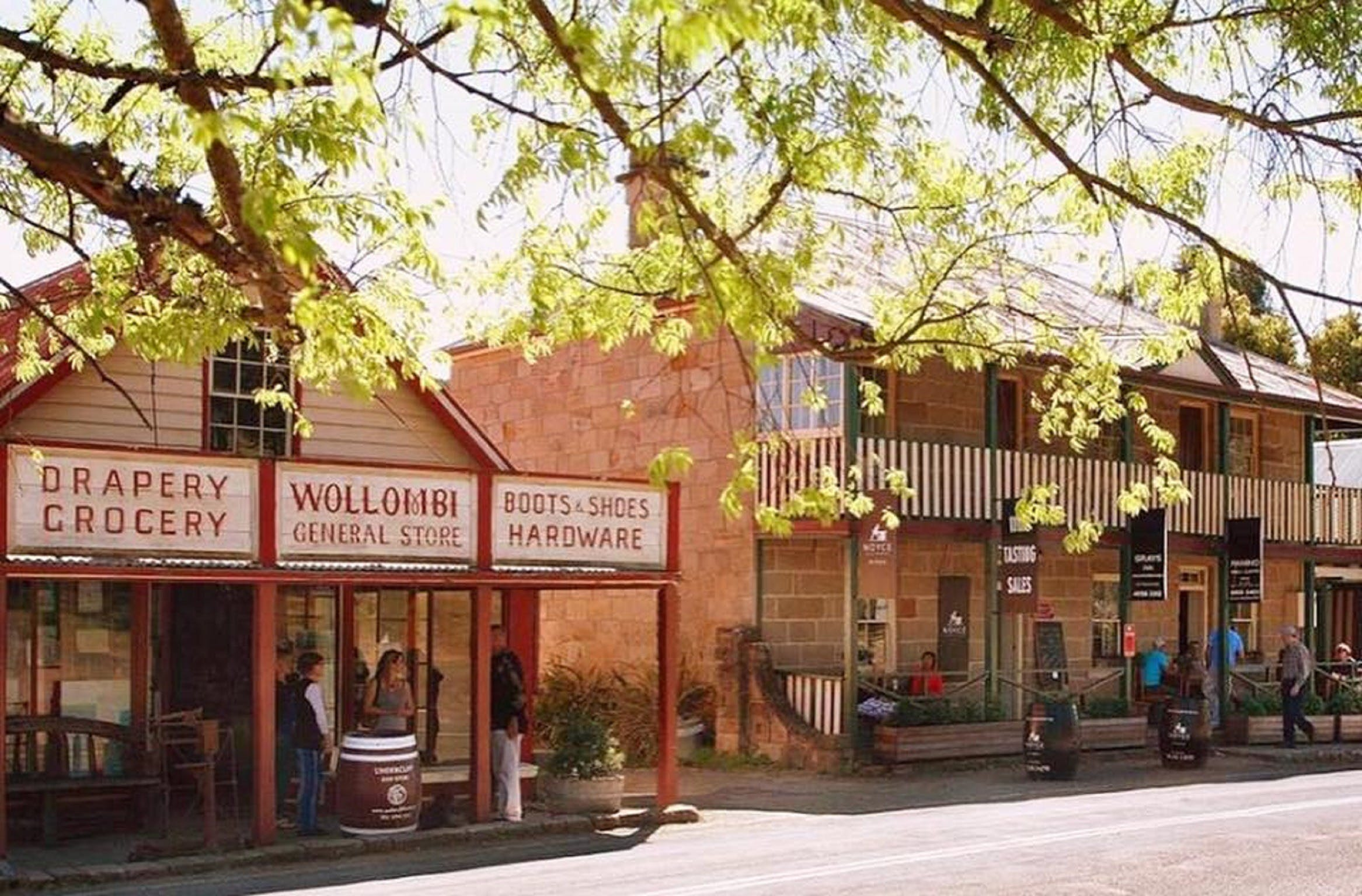 Wollombi - Attractions Brisbane