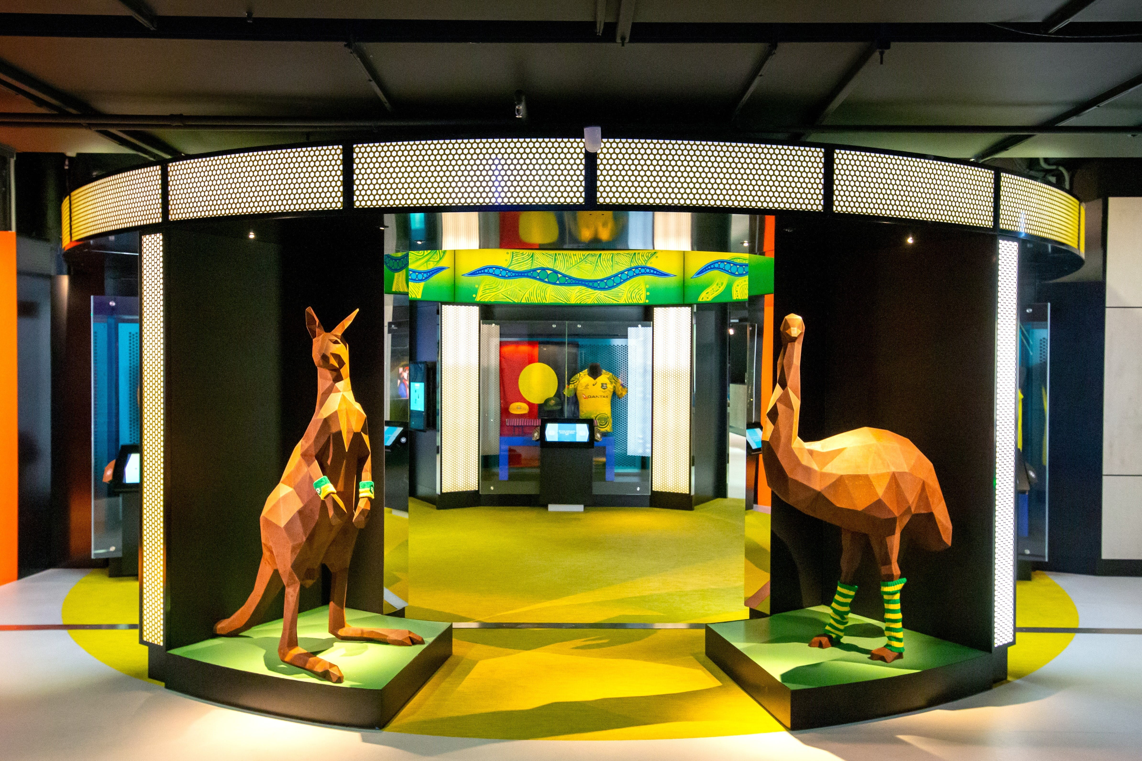 Australian Sports Museum - Attractions Brisbane