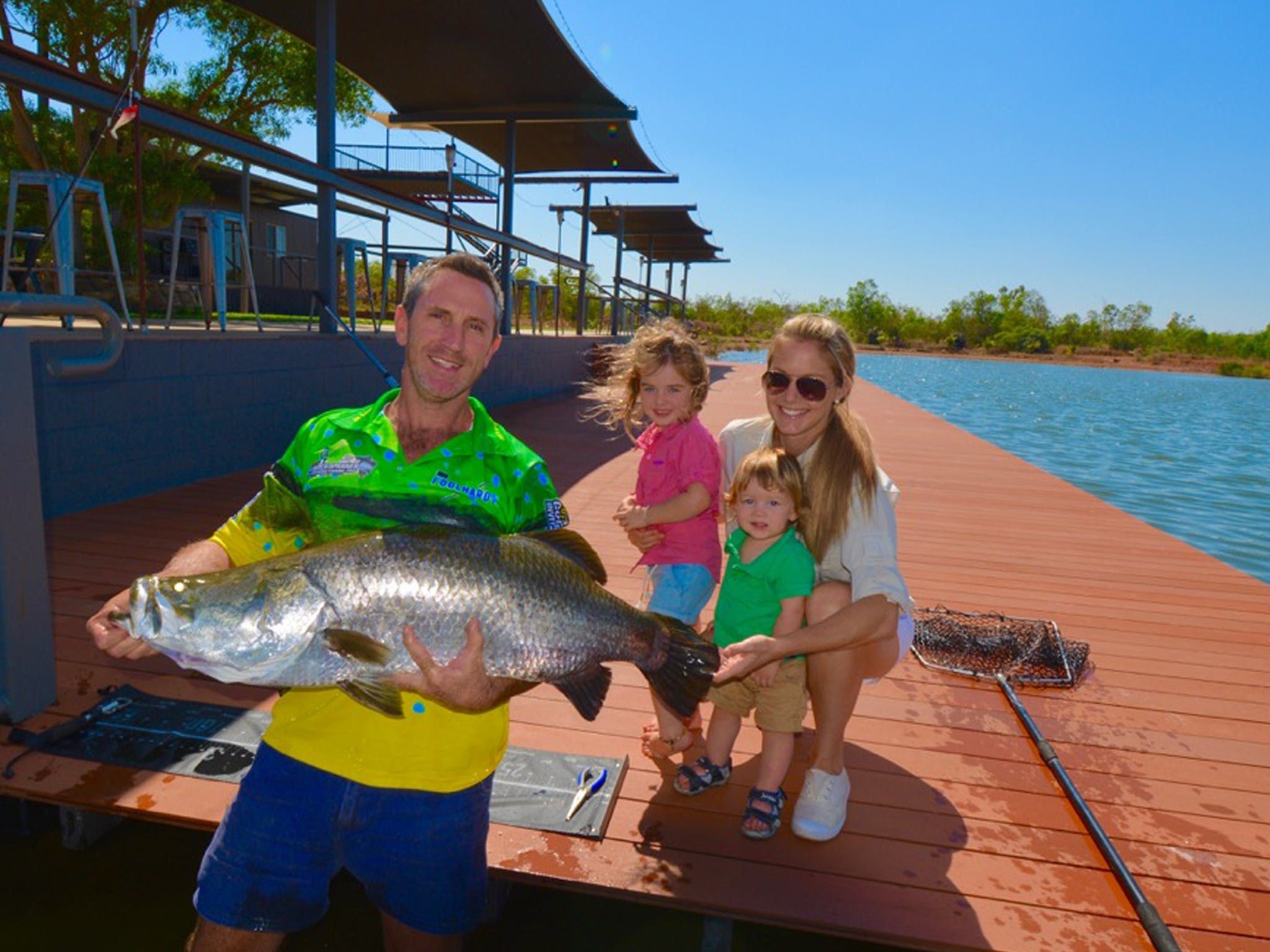 Barramundi Adventures Darwin - Attractions Brisbane