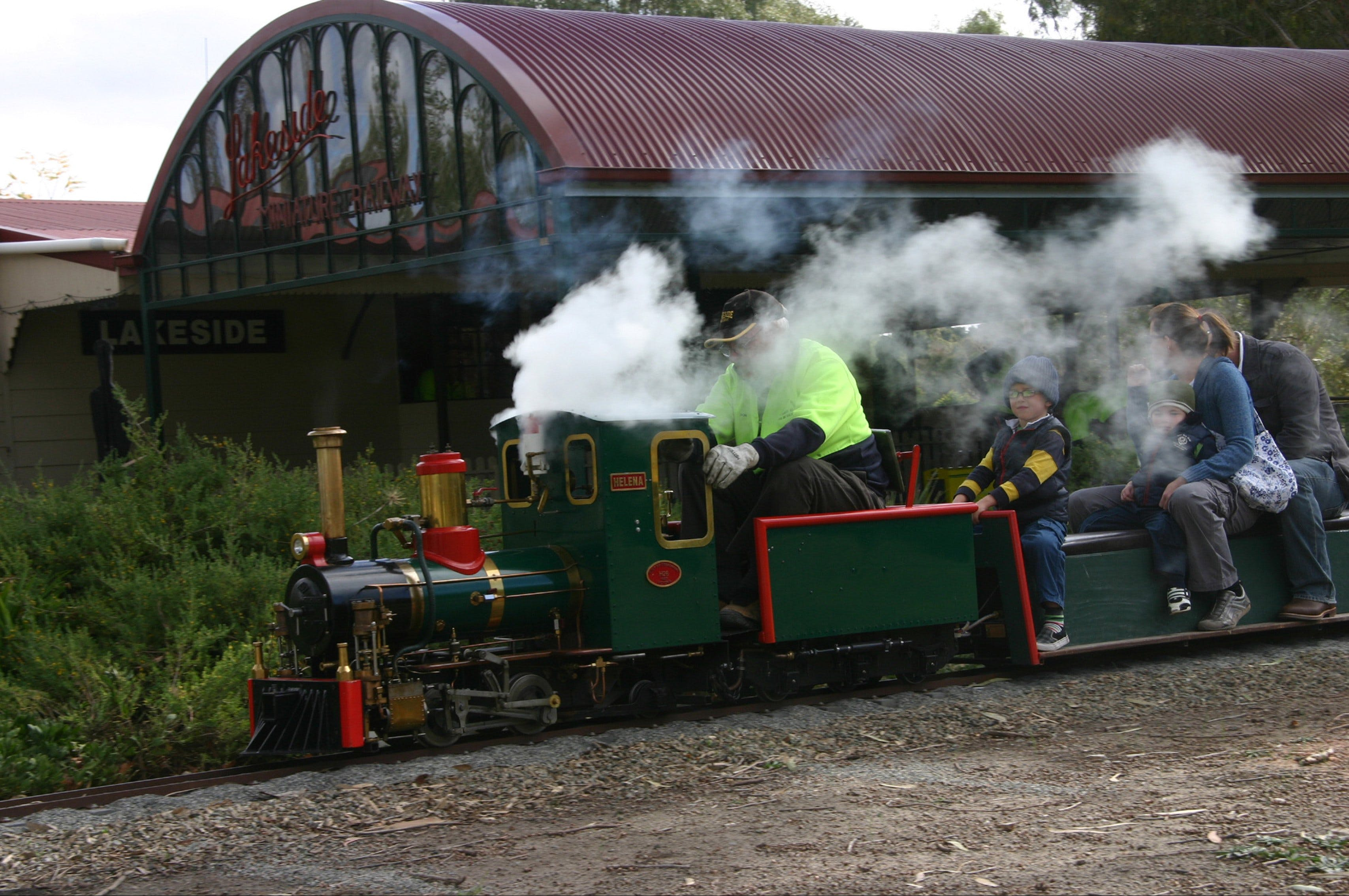 Clare Valley Model Engineers - Attractions Brisbane
