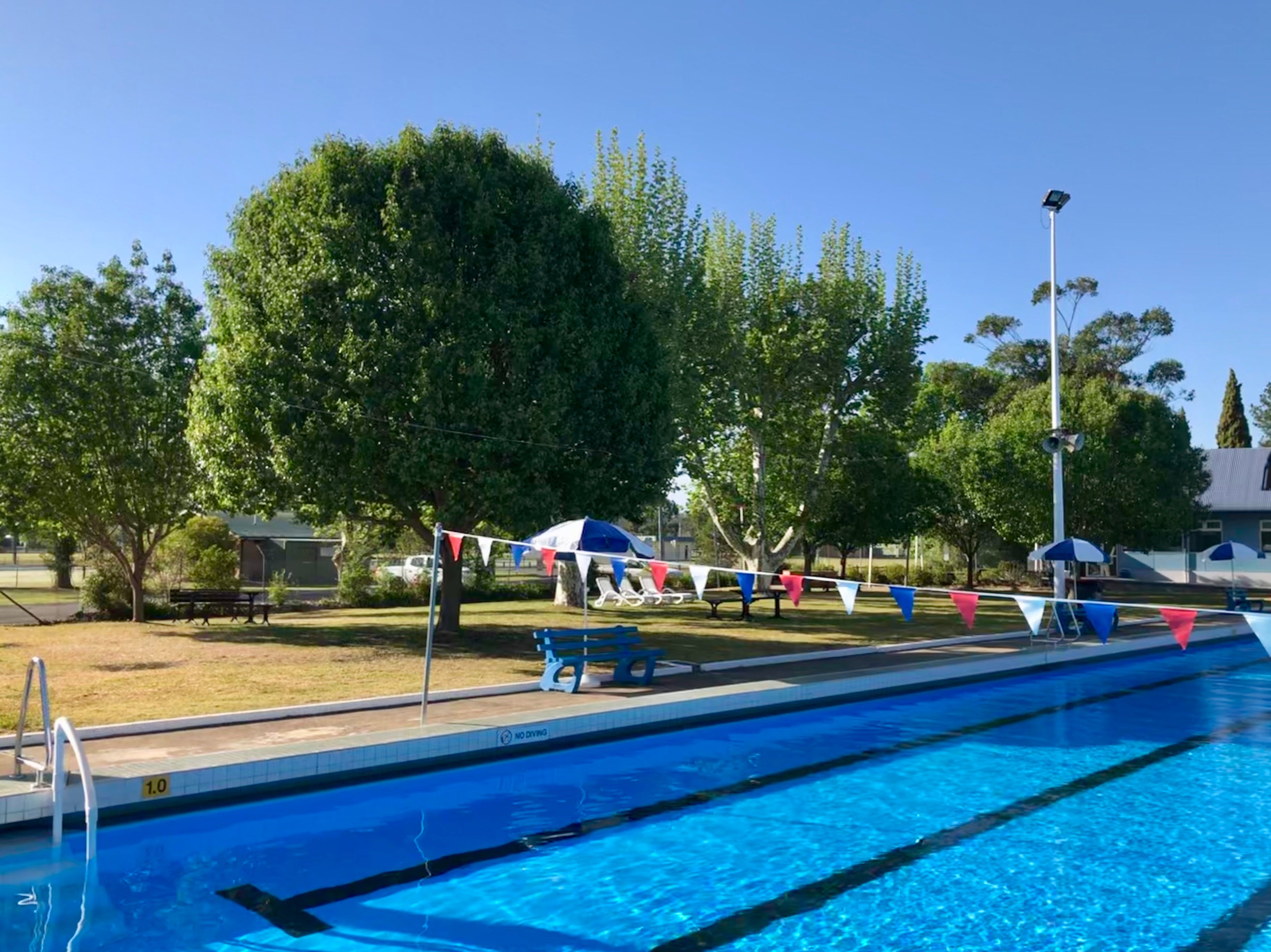 Gloucester Olympic Pool Complex - Attractions Brisbane