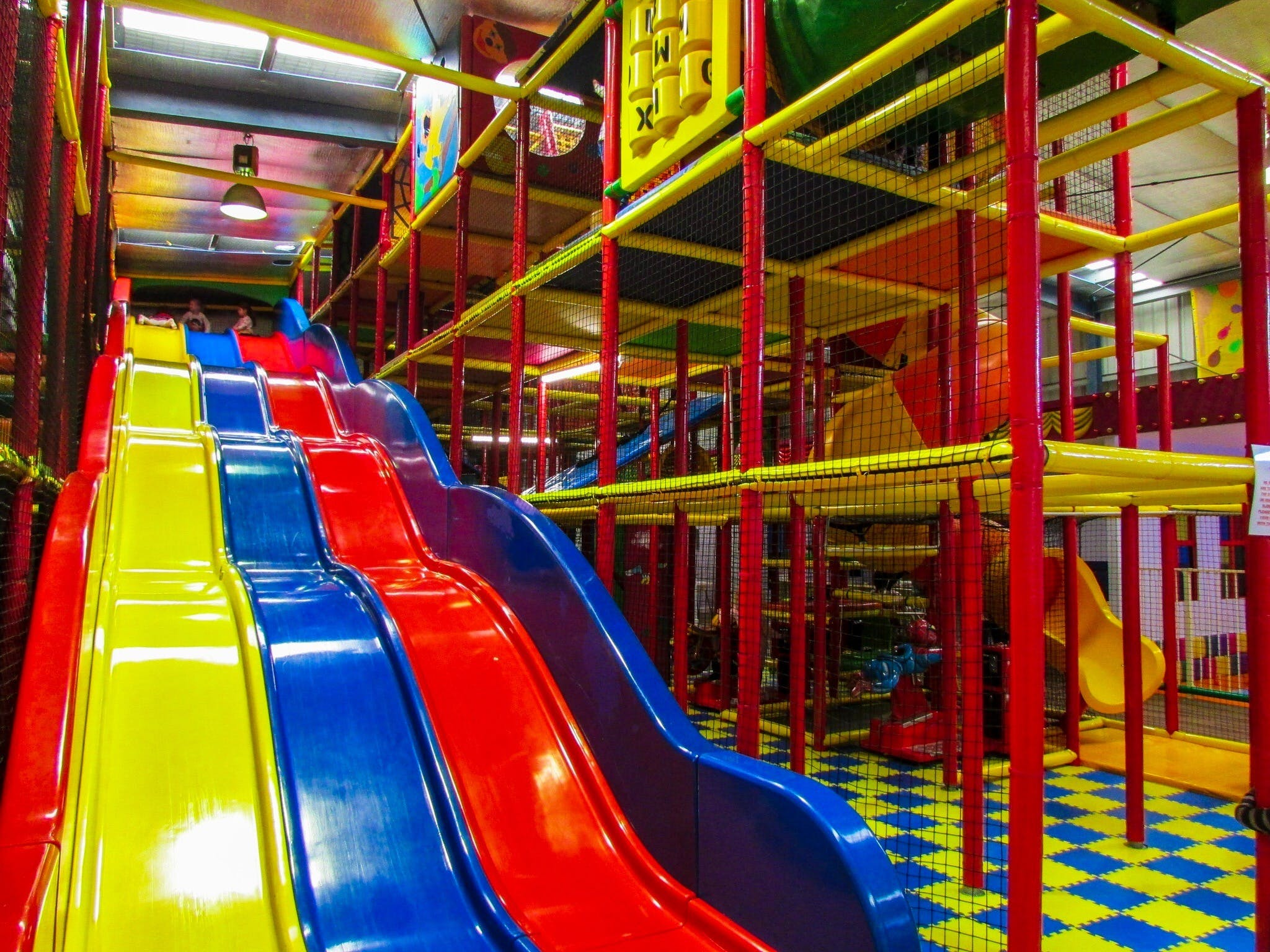 Kidz Shed Indoor Play Centre and Cafe - Attractions Brisbane